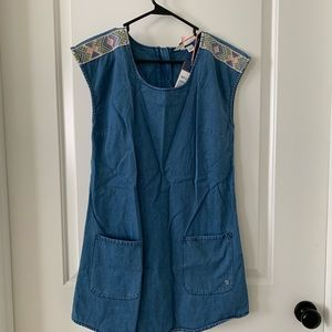 Roxy Denim Dress